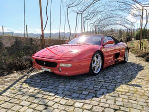 Ferrari F355 Spider Cabrio 2000 For Sale