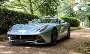 STRIKING F12 - RECENT SERVICE - EXTENDED WARRANTY - 2 OWNER