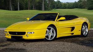 Ferrari F355. Manual. RHD. Spider. V.Low Mileage.