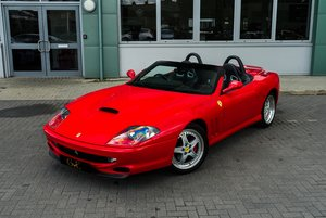 Picture of 2001 Ferrari 550 Barchetta  SOLD