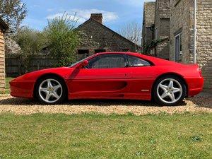 1996 Beautiful UK RHD manual 355 GTS In fantastic condition  For Sale