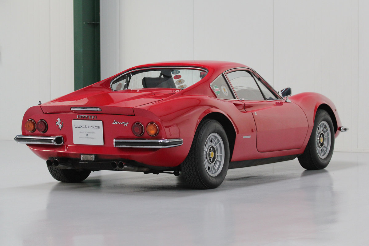 1973 Ferrari Dino 246GT RHD For Sale (picture 3 of 6)
