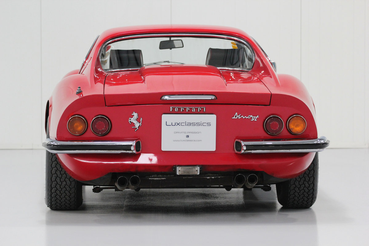 1973 Ferrari Dino 246GT RHD For Sale (picture 4 of 6)