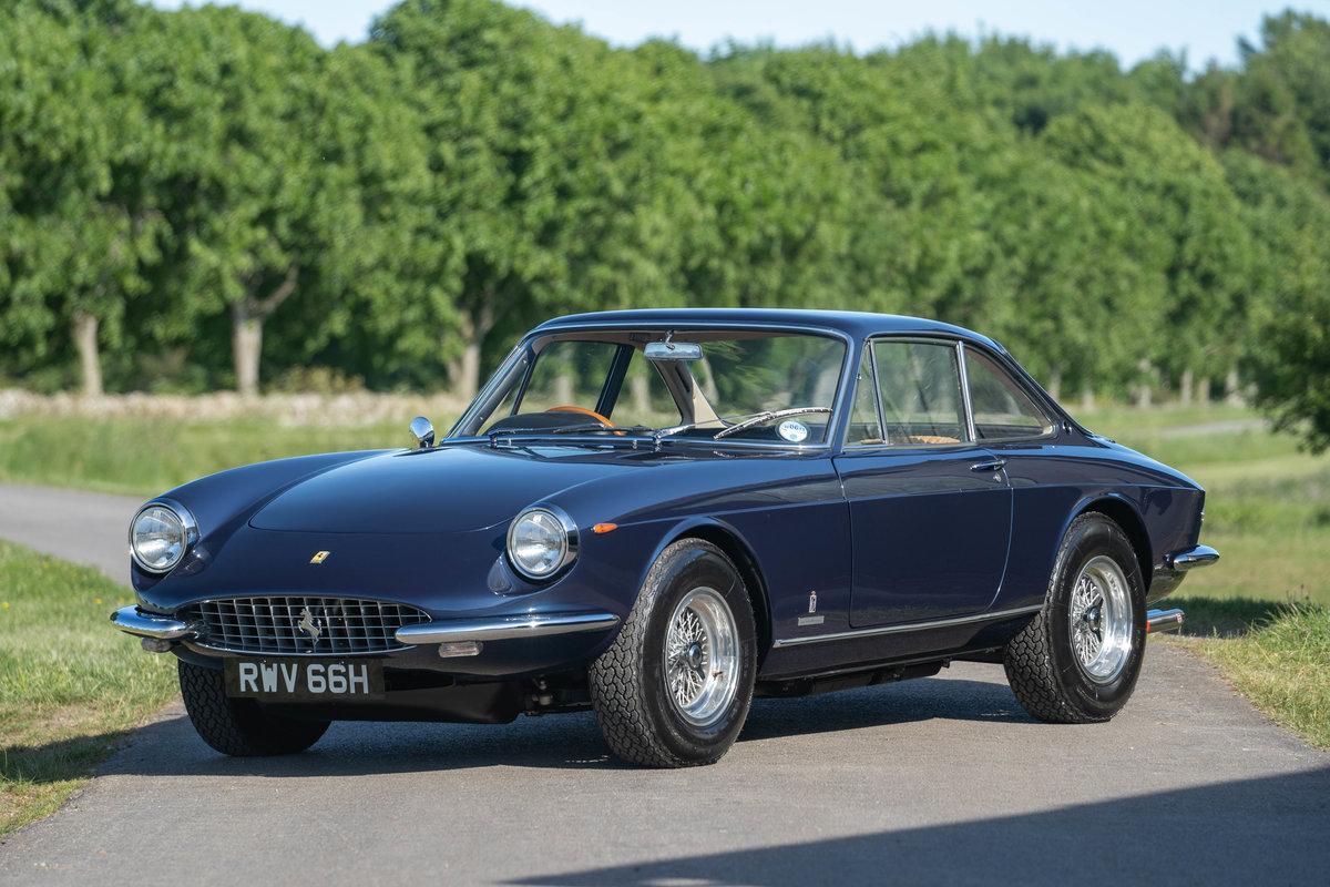 1970 Ferrari 365 GTC For Sale (picture 1 of 6)