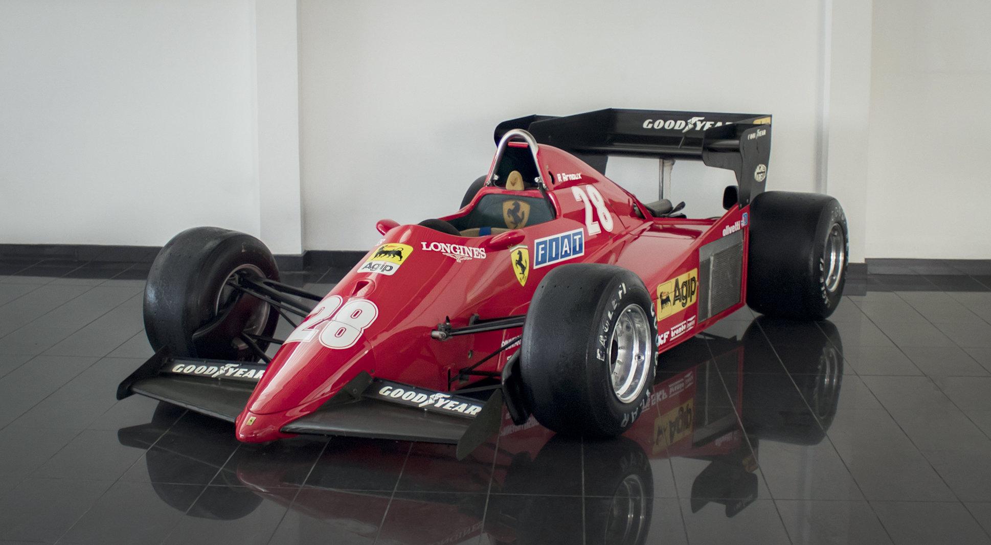 Ferrari 126 C3 - Grand Prix Winnder (1983) For Sale (picture 2 of 6)