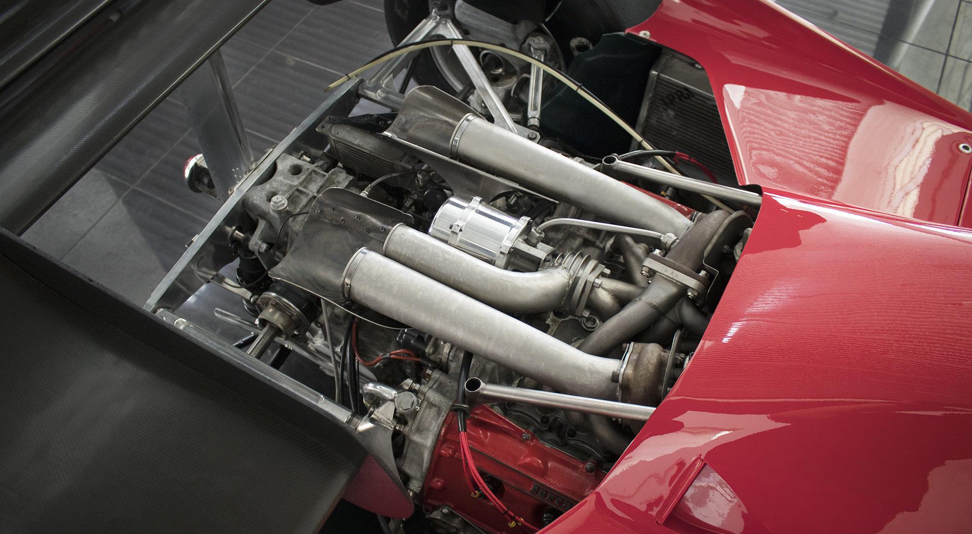 Ferrari 126 C3 - Grand Prix Winnder (1983) For Sale (picture 3 of 6)
