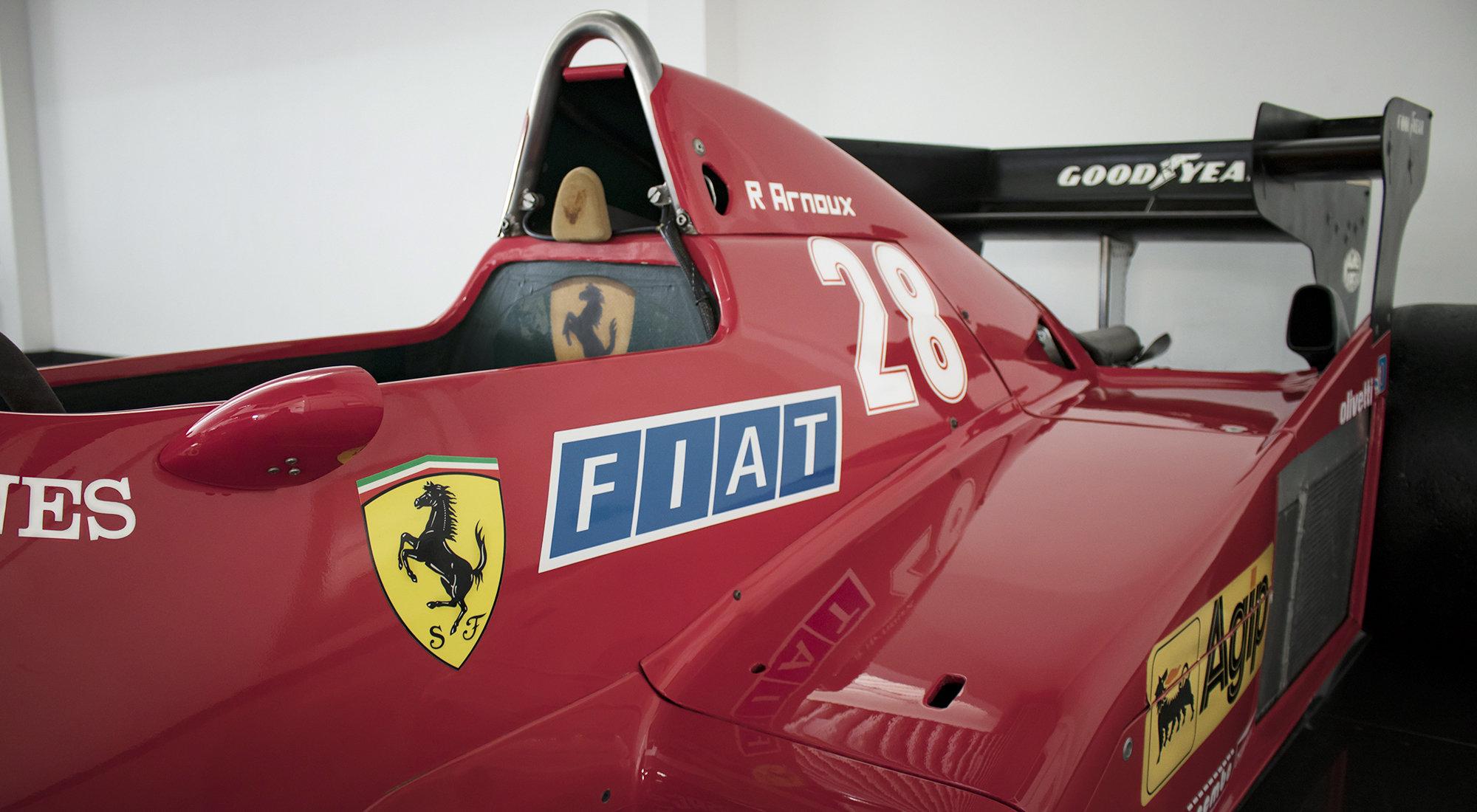 Ferrari 126 C3 - Grand Prix Winnder (1983) For Sale (picture 4 of 6)