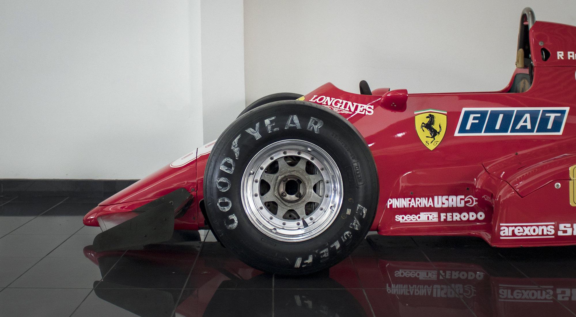 Ferrari 126 C3 - Grand Prix Winnder (1983) For Sale (picture 5 of 6)