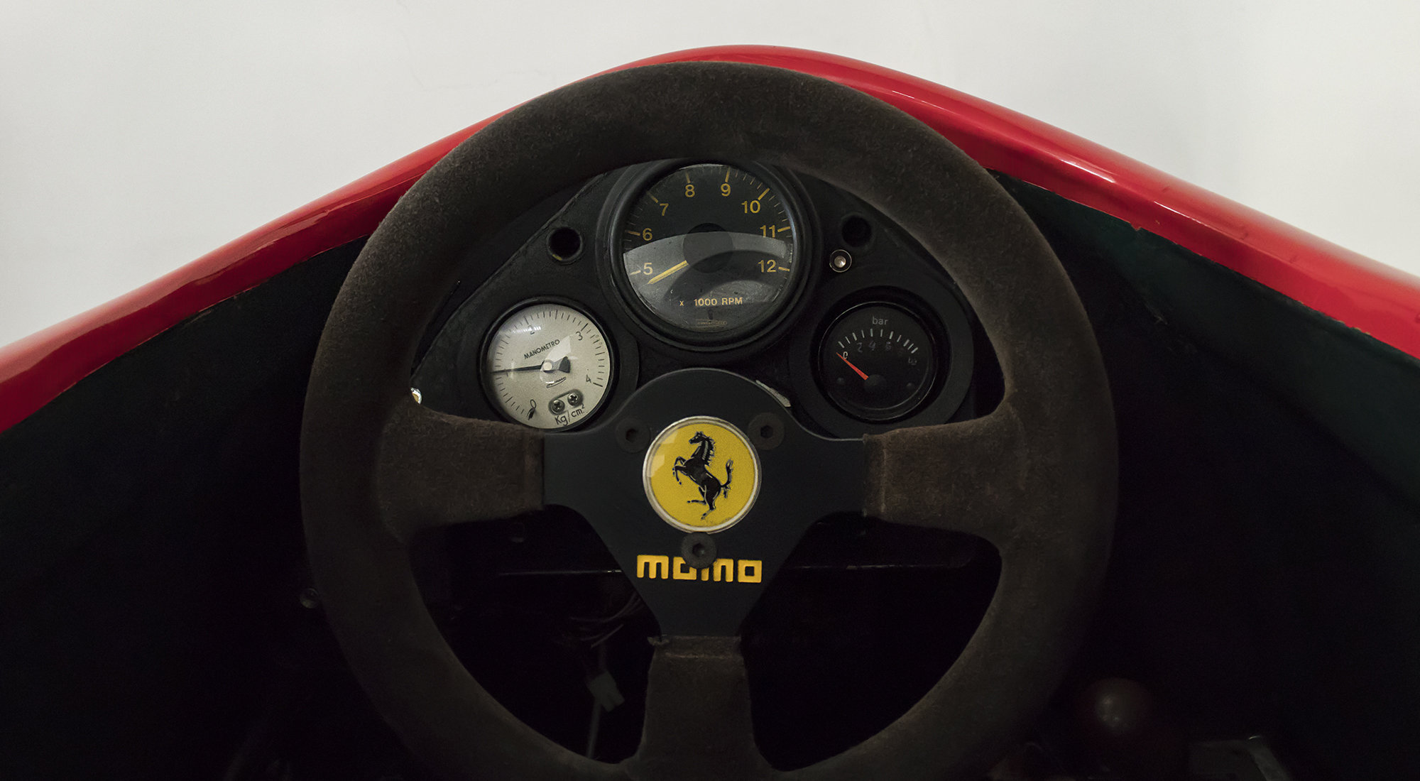 Ferrari 126 C3 - Grand Prix Winnder (1983) For Sale (picture 6 of 6)