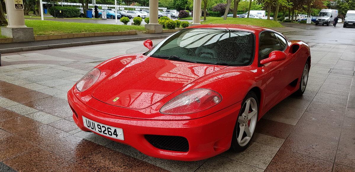 2000 Ferrari 360 Modena  For Sale (picture 2 of 6)