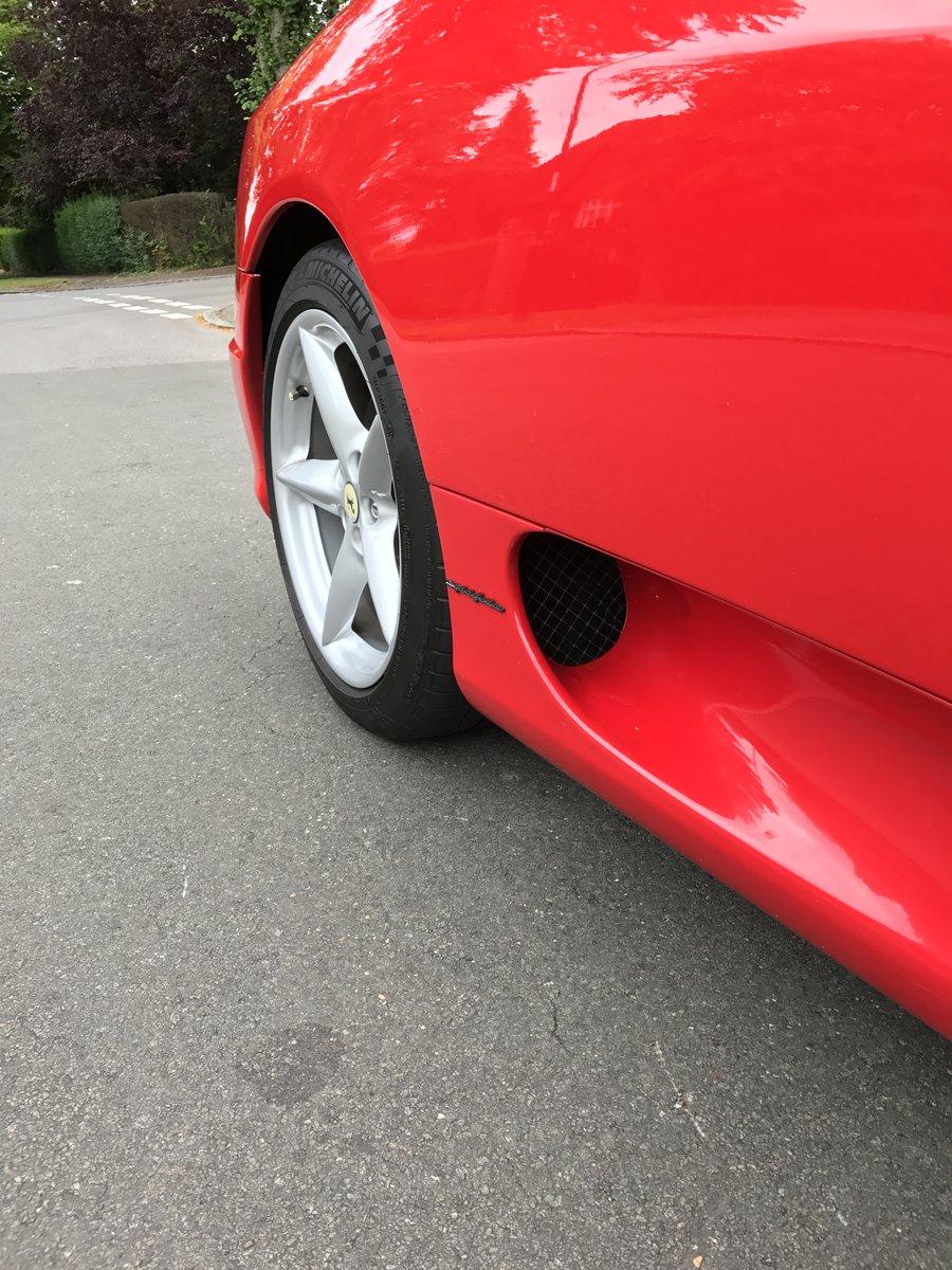 2000 Ferrari 360 Modena  For Sale (picture 4 of 6)