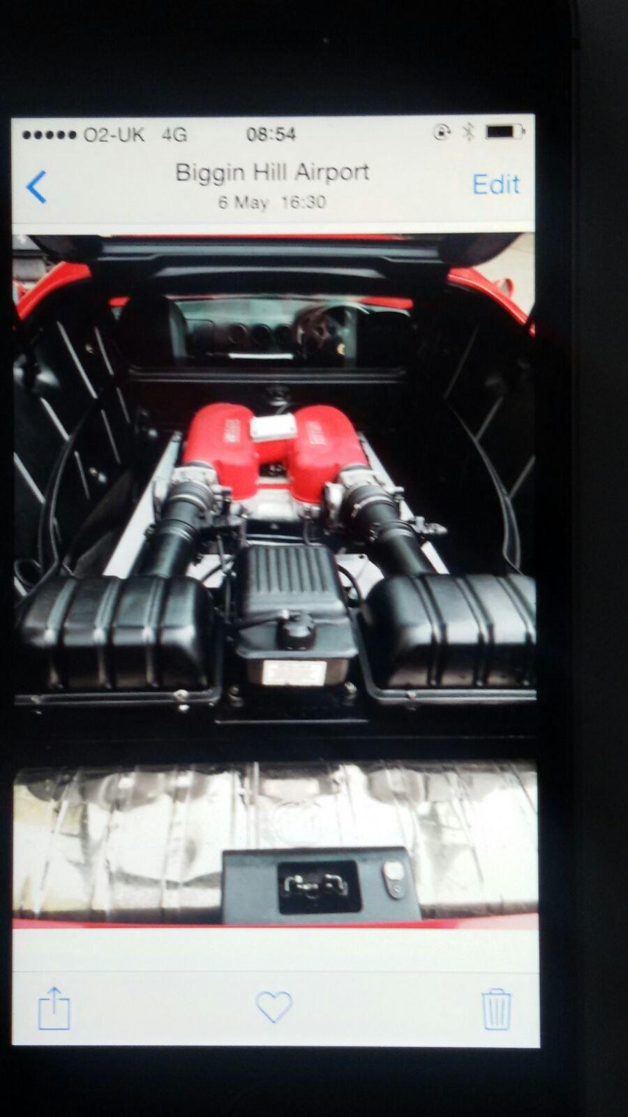 2000 Ferrari 360 Modena  For Sale (picture 6 of 6)