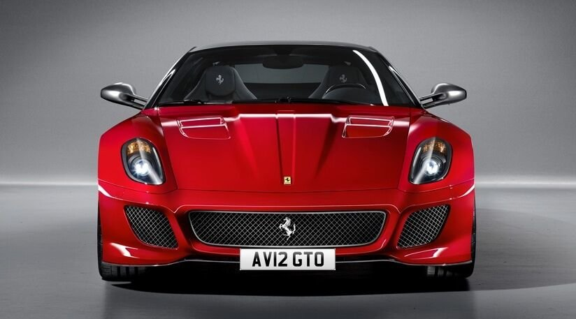 2012 A V12 GTO - Number Plate For Sale (picture 1 of 2)