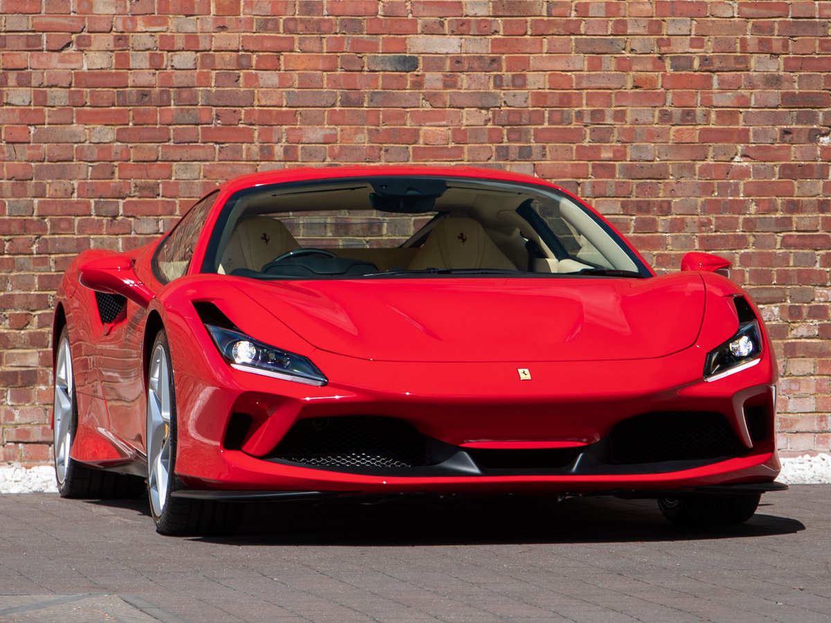 2020 Ferrari F8 Tributo - First Available UK For Sale (picture 1 of 6)