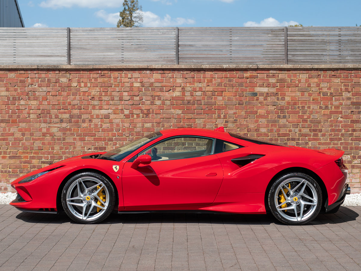 2020 Ferrari F8 Tributo - First Available UK For Sale (picture 2 of 6)
