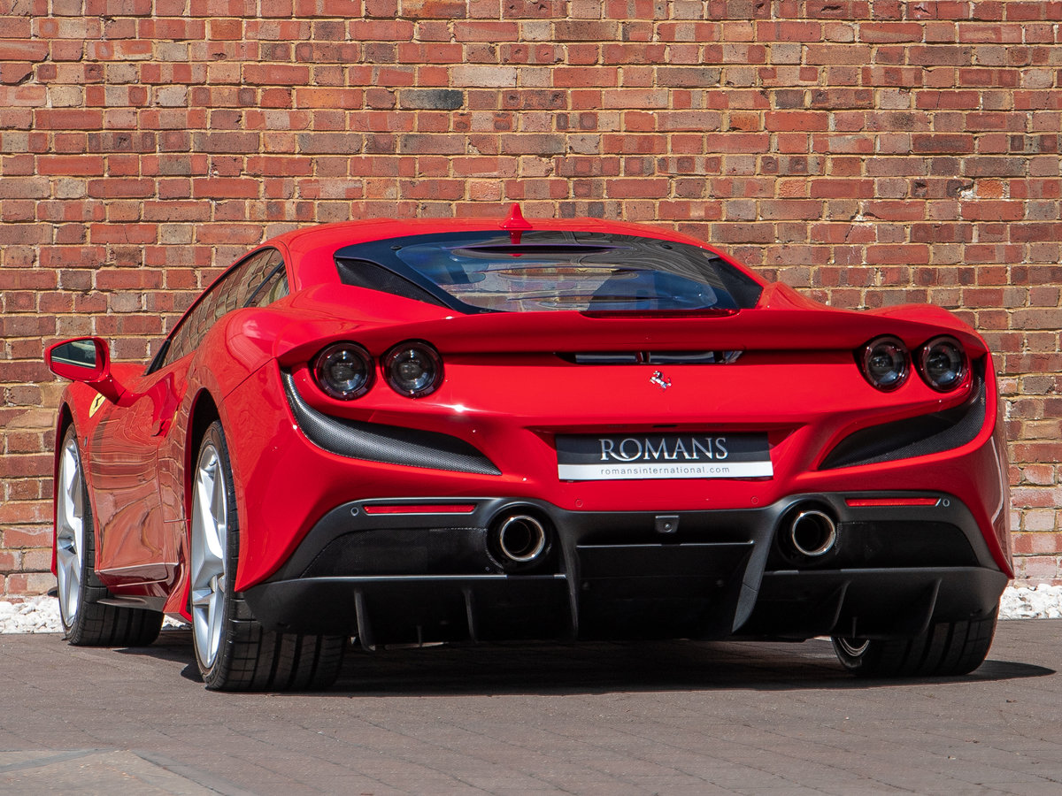 2020 Ferrari F8 Tributo - First Available UK For Sale (picture 3 of 6)