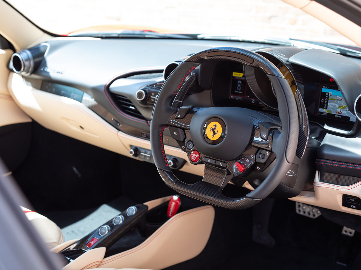 2020 Ferrari F8 Tributo - First Available UK For Sale (picture 4 of 6)