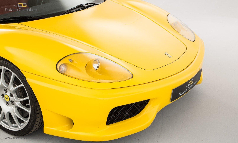 2004 FERRARI 360 CHALLENGE STRADALE // GIALLO MODENA // FFSH  For Sale (picture 4 of 21)