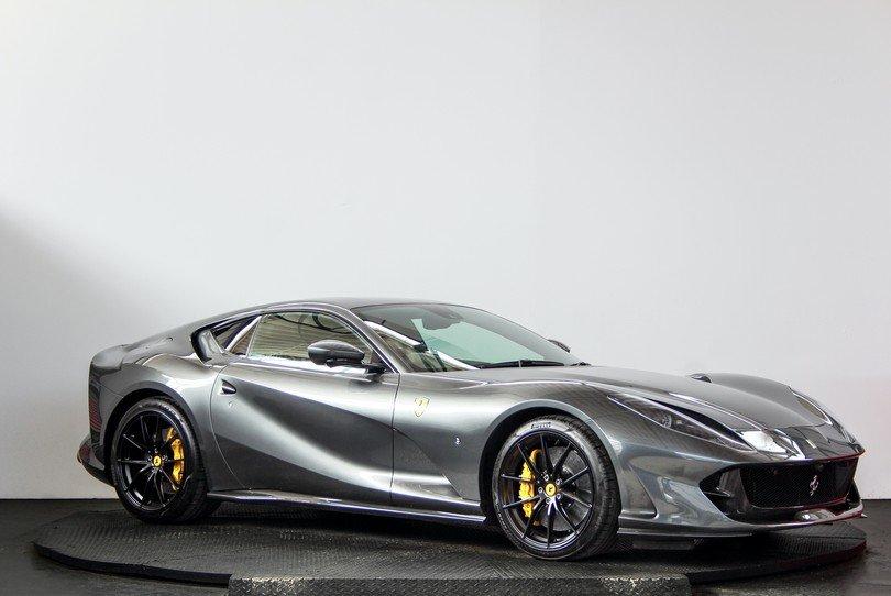 2020 Ferrari 812 Superfast - 65 Miles - Unregistered - List £335K For Sale (picture 2 of 6)