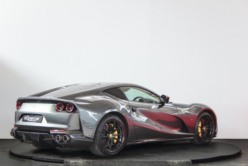 2020 Ferrari 812 Superfast - 65 Miles - Unregistered - List £335K For Sale (picture 3 of 6)