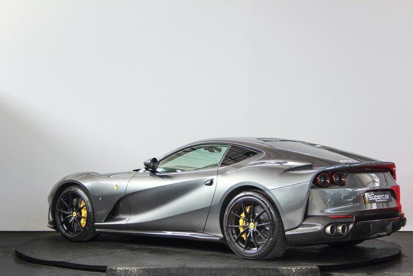 2020 Ferrari 812 Superfast - 65 Miles - Unregistered - List £335K For Sale (picture 4 of 6)