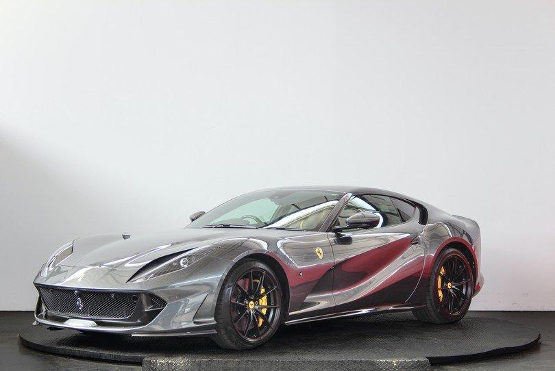 2020 Ferrari 812 Superfast - 65 Miles - Unregistered - List £335K For Sale (picture 5 of 6)