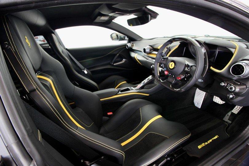 2020 Ferrari 812 Superfast - 65 Miles - Unregistered - List £335K For Sale (picture 6 of 6)