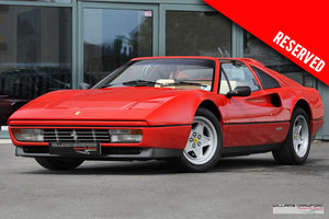1988 RESERVED -  Ferrari 328 GTS (non ABS) RHD SOLD