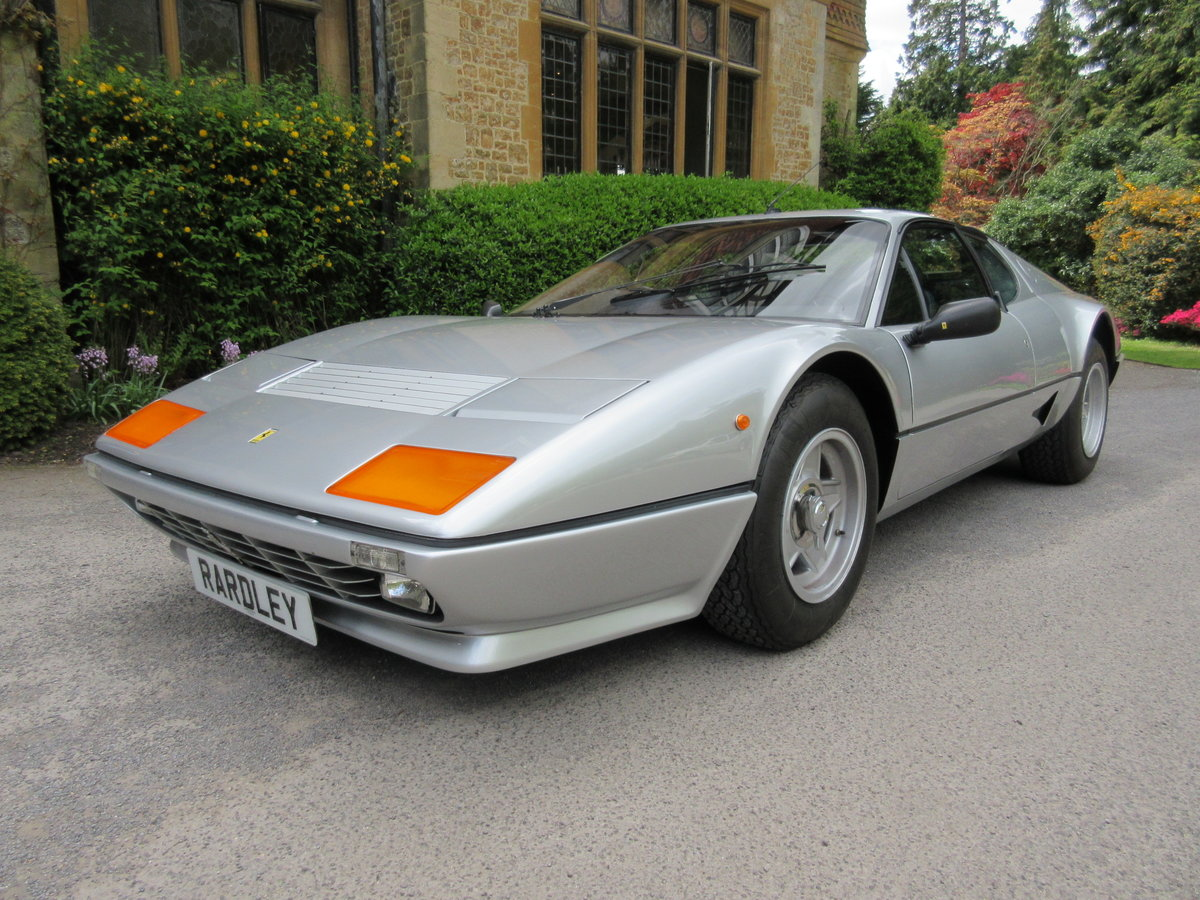 1983 Ferrari 512 BBi Uniquely finished For Sale (picture 1 of 6)