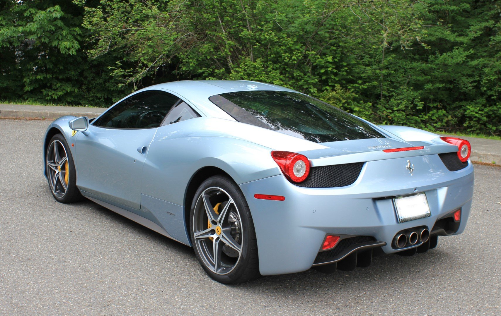 2011 Ferrari 458 Italia For Sale by Auction (picture 3 of 6)