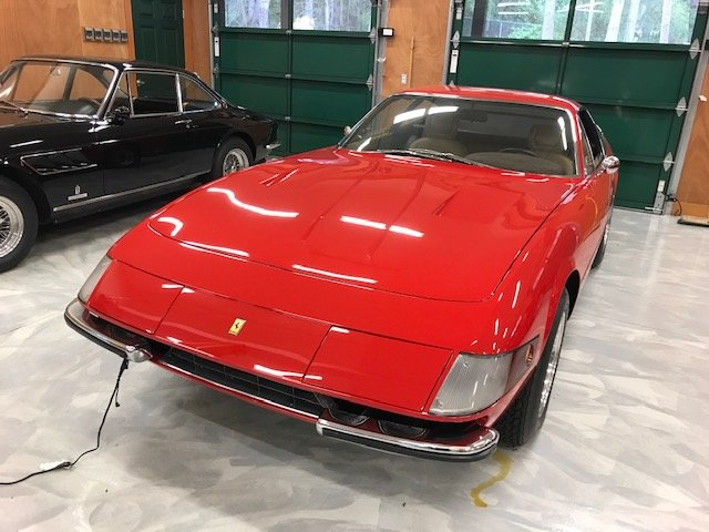 1970 Ferrari 365 GTB/4 Daytona For Sale by Auction (picture 1 of 6)