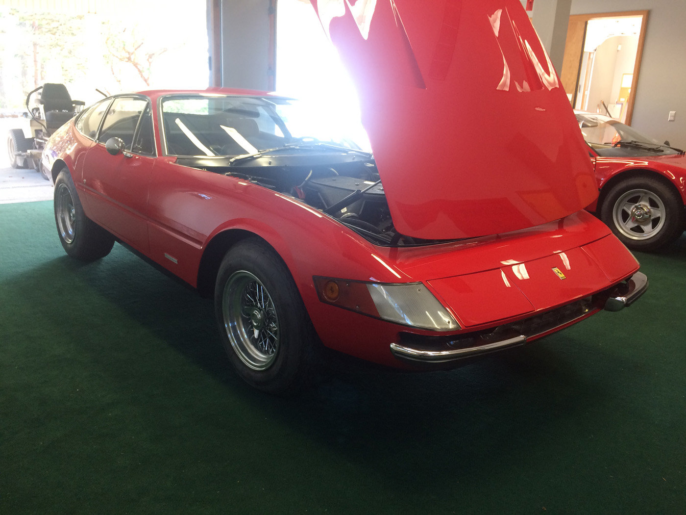 1970 Ferrari 365 GTB/4 Daytona For Sale by Auction (picture 2 of 6)