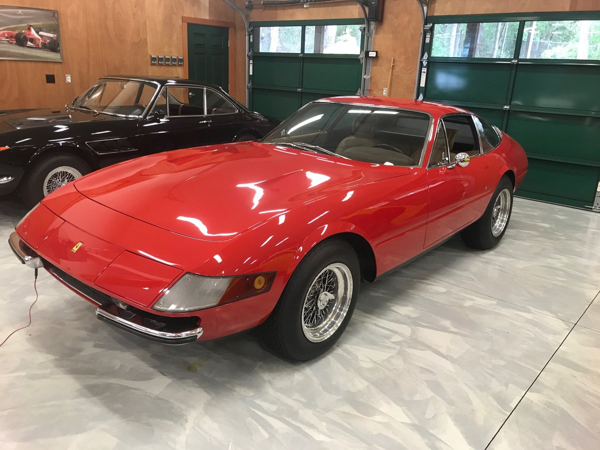1970 Ferrari 365 GTB/4 Daytona For Sale by Auction (picture 3 of 6)