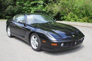 Lot 139- 2001 Ferrari 456 M GT