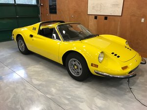 1972 Ferrari 246 GTS Dino For Sale