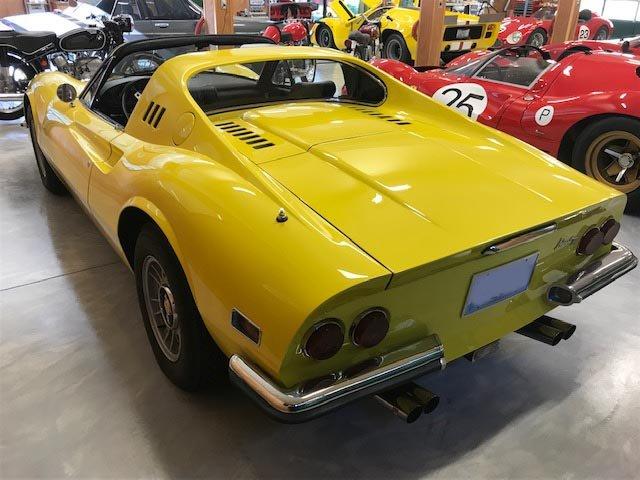 1972 Ferrari 246 GTS Dino For Sale (picture 3 of 6)