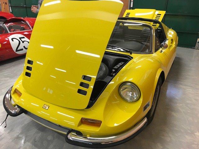 1972 Ferrari 246 GTS Dino For Sale (picture 4 of 6)