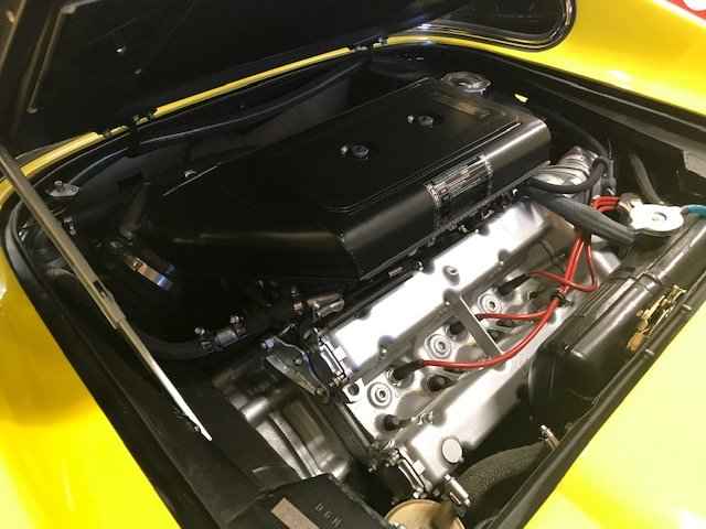 1972 Ferrari 246 GTS Dino For Sale (picture 5 of 6)