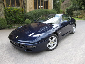 1994 WANTED WANTED Ferrari 456 GT manual