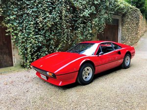 Picture of 1980 Fioravanti's Masterpiece, with service book and original A/C