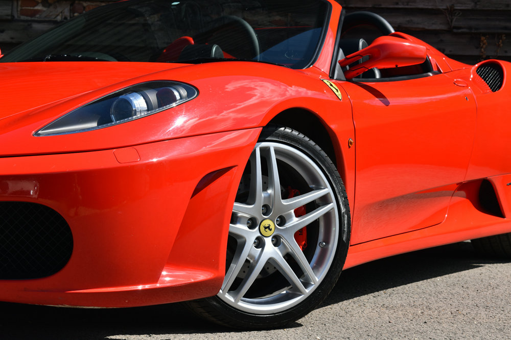 2006 Ferrari 430 V8 Spider *Rare Manual UK car with FSH SOLD (picture 5 of 6)