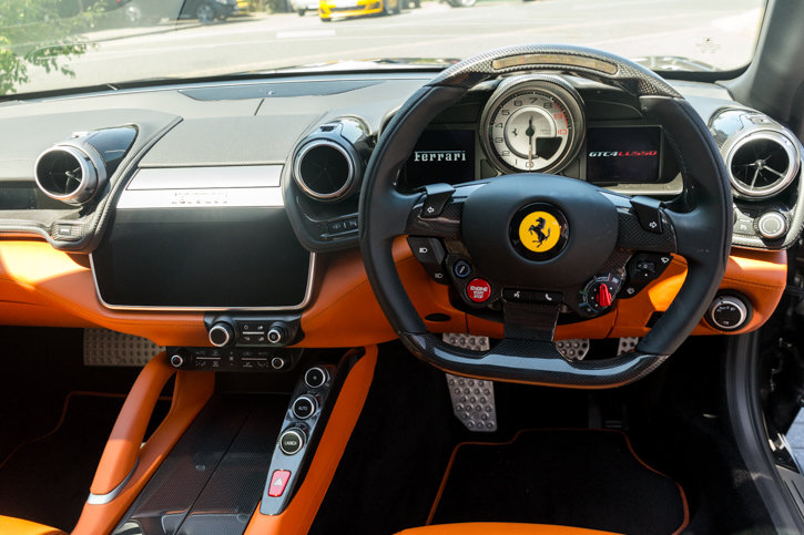 2019 Ferrari GTC4Lusso SOLD (picture 4 of 6)