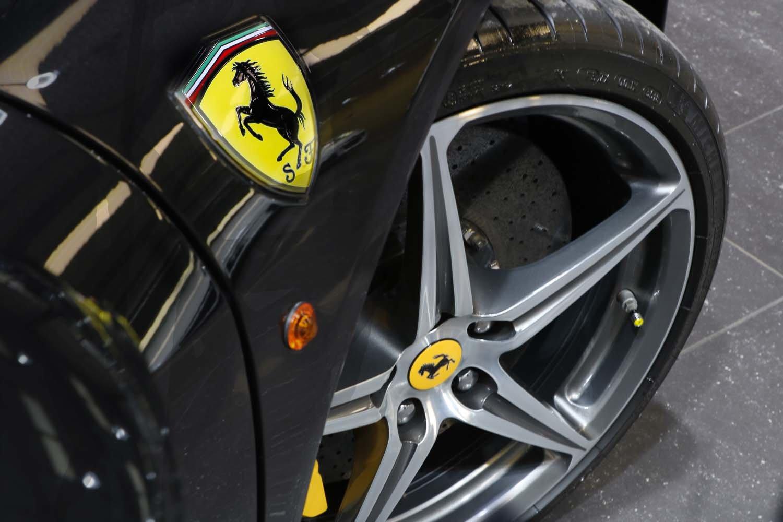 2012 12 61 FERRARI 458 ITALIA 4.5 V8 AUTO For Sale (picture 4 of 6)