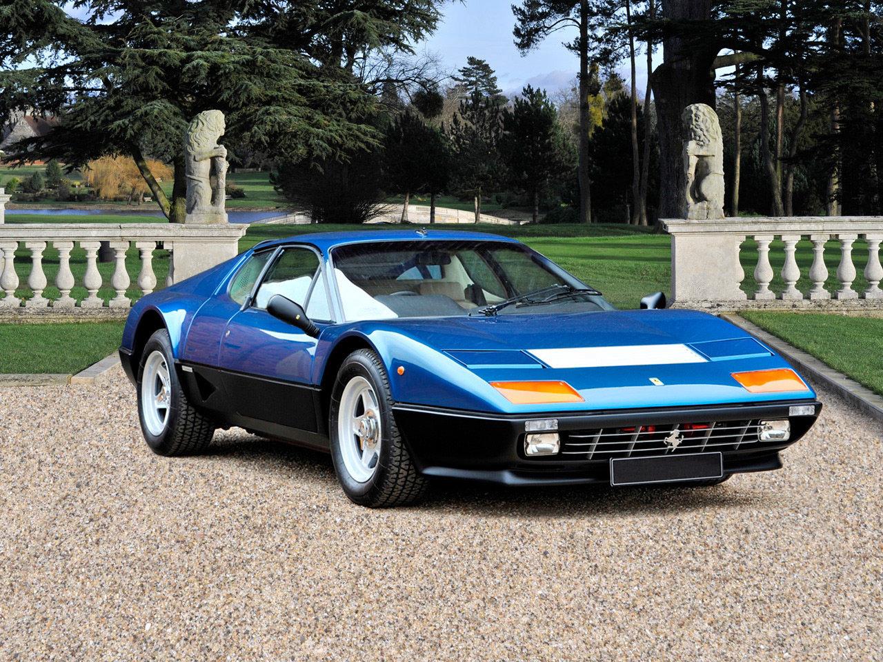 1981 Ferrari 512 BBI For Sale (picture 1 of 6)