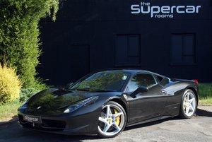 Ferrari 458 Italia - 25K Miles - 2013 - Daytona Seats