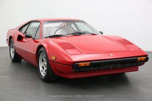 1981 Ferrari 308GTBI
