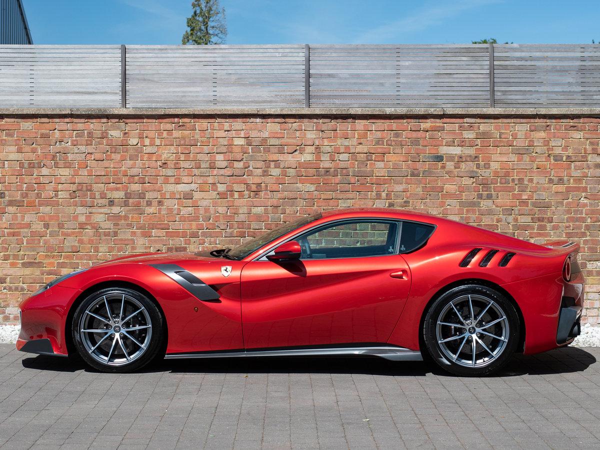 2016 Ferrari F12tdf SOLD (picture 2 of 6)
