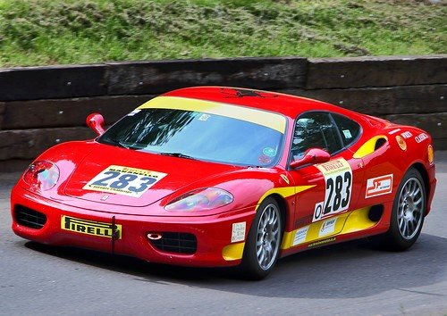 1999 FERRARI 360 MODENA – PFMC Spec - LHD road legal For Sale (picture 1 of 6)