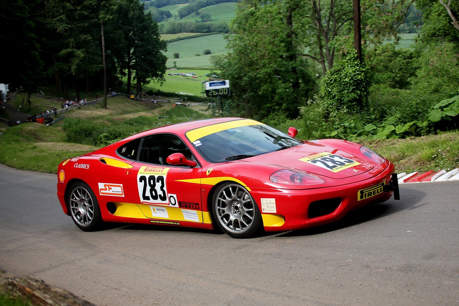 1999 FERRARI 360 MODENA – PFMC Spec - LHD road legal For Sale (picture 2 of 6)