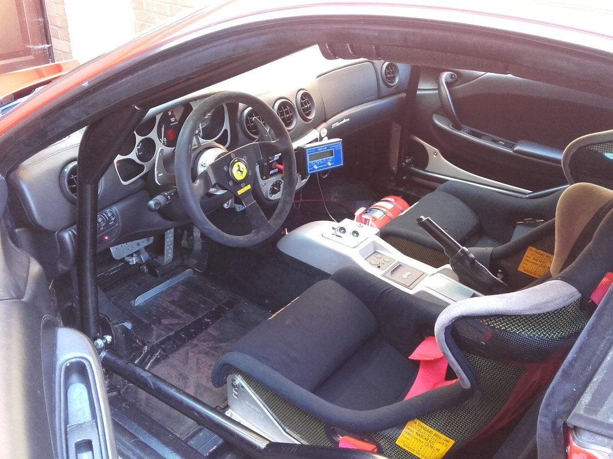 1999 FERRARI 360 MODENA – PFMC Spec - LHD road legal For Sale (picture 3 of 6)